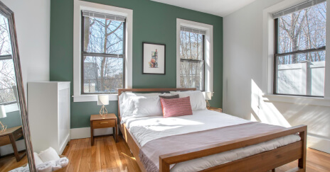 Two-Bedroom Apartments in Boston