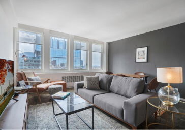 Apartments in Back Bay