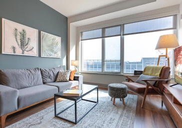 Apartments in Seaport
