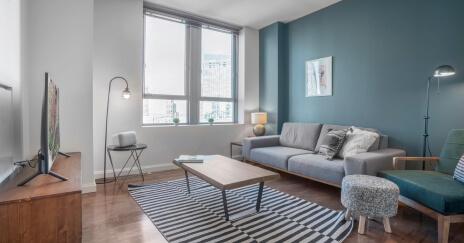 One-Bedroom Apartments in Boston