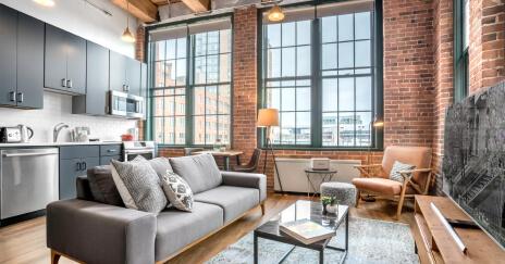 Studio Apartments in Boston