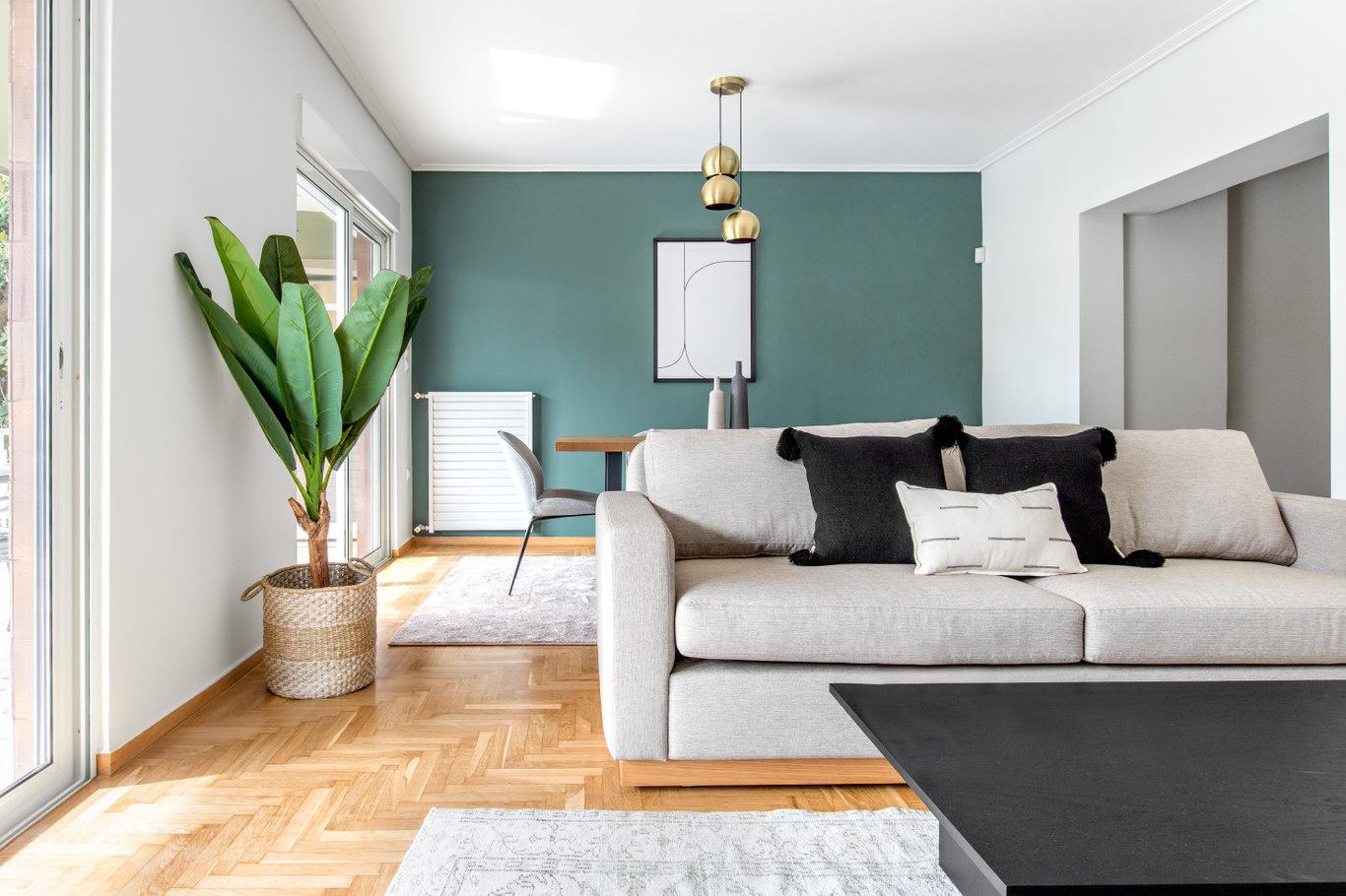 2 bedroom furnished apartment in Vasileos Pavlou VIII 1056, Voula, Athens, photo 1