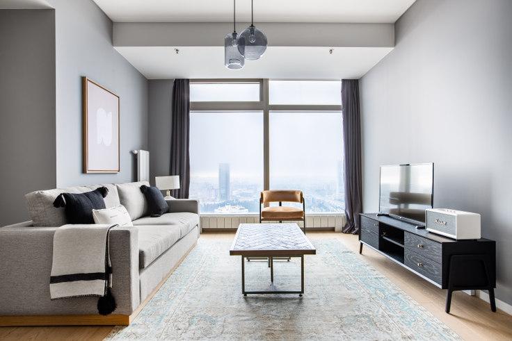 2 bedroom furnished apartment in Ihlamurdere73 - 744 744, Beşiktaş, Istanbul, photo 1