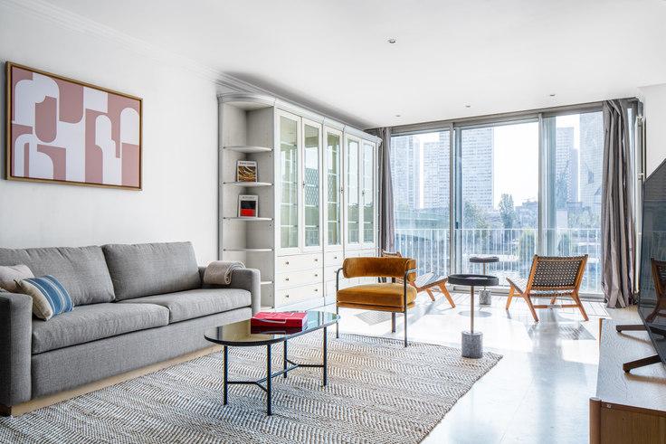 1 bedroom furnished apartment in Cité de l'Alma 69, École Militaire, Paris, photo 1