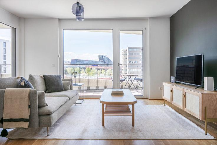 1 bedroom furnished apartment in Hegergasse 21 56, 3rd district - Landstraße, Vienna, photo 1